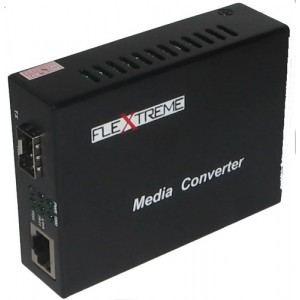 FL-8110G-SFP-AS: MEDIA CONVERTER 10/100/1000 MBPS TO SFP SLOT