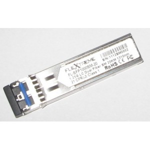 FL-SFP1000SM-40: SFP MODULE 1000BASELX SINGLE MODE, 1550 NM, 40 KM